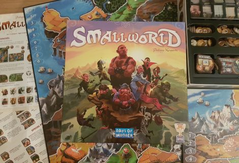 Small World Review - Fantasy Empires Rule!