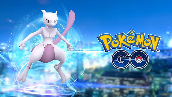 Mewtwo Is Coming To Pokemon Go Via Exclusive Raid Battles