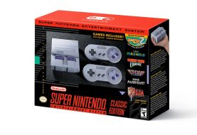 SNES Classic Edition Pre-orders To Be Available Later This Month