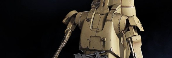 New Renders Revealed For Troopers In Star Wars Battlefront 2