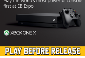 Xbox One To Be Playable At EB Games Expo Australia 2017