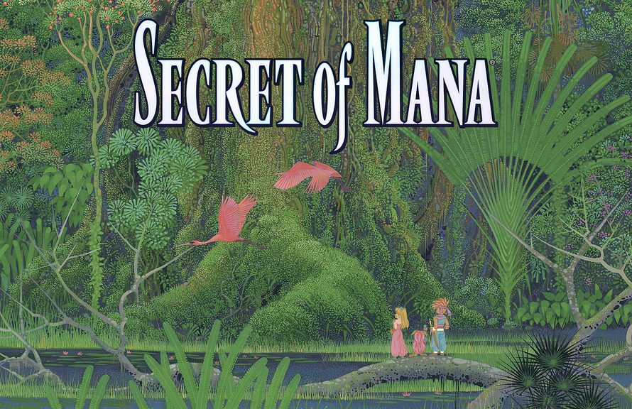 Secret of Mana 3D Remake Is Heading To The PS4 And PS Vita