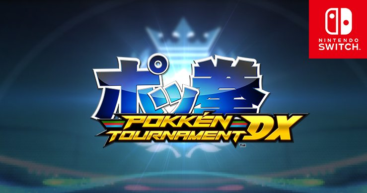 Nintendo Is Going To Release A Pokken Tournament DX Demo On Nintendo Switch