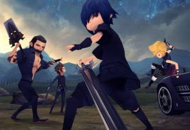 Final Fantasy 15: Pocket Edition Releasing On iOS, Android and Windows 10