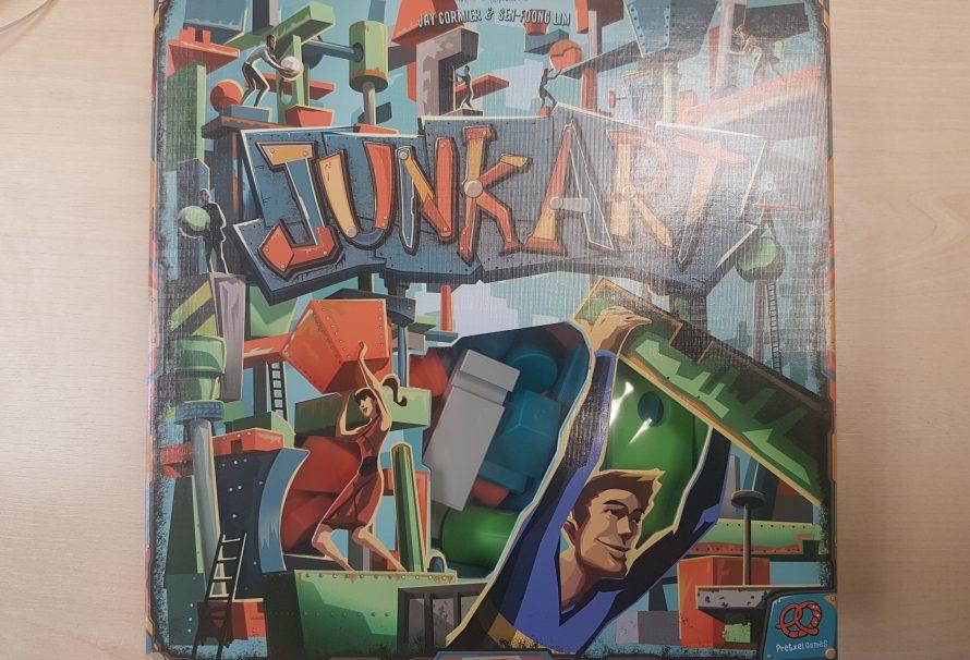 Junk Art Review – A Balancing Masterpiece