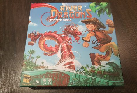 River Dragons Review - Light-Hearted Plank Entertainment