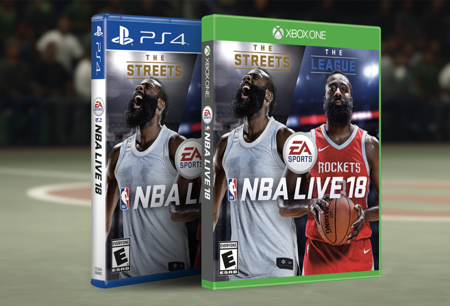 NBA Live 18 Cover Athlete And Release Date Revealed By EA Sports