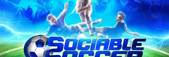 Sociable Soccer to kick off big time on Steam Early Access this Summer