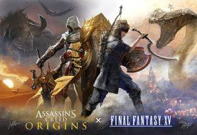 Final Fantasy XV Receives Assassin's Creed Origins Inspired DLC