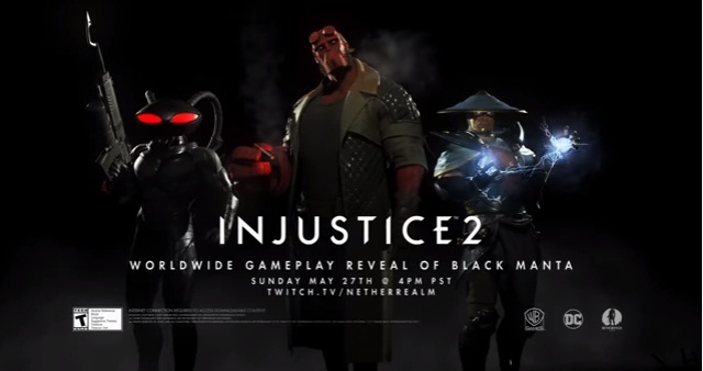 Injustice 2 Fighter Pack 2 Reveals New Warriors