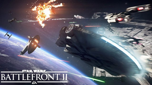 Gameplay Video Of Star Wars Battlefront 2's Starfighter Assault Mode Revealed