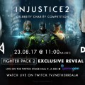 Injustice 2 Fighter Pack 2 DLC Will Be Revealed At Gamescom 2017