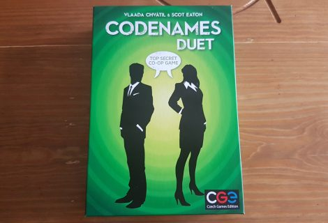 Codenames: Duet - Competitive To Coop Brilliance