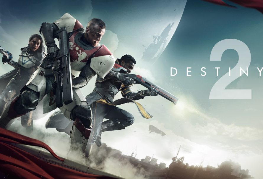 UK Sales: Destiny 2 Leads NBA 2K18 And Other New Releases