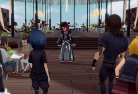 20 Minutes Of Pocket Final Fantasy XV Gameplay Video Revealed