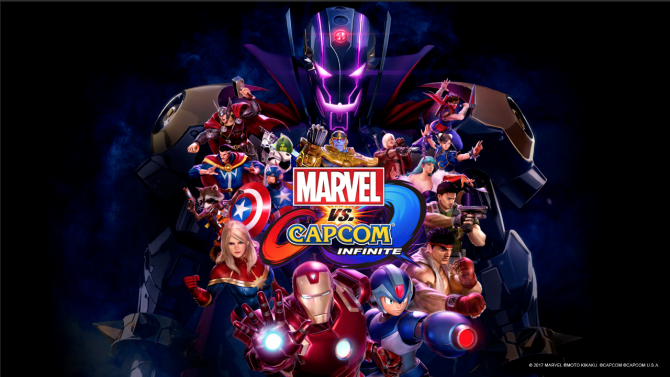 Marvel vs. Capcom Infinite DLC Includes Venom, Black Widow And More