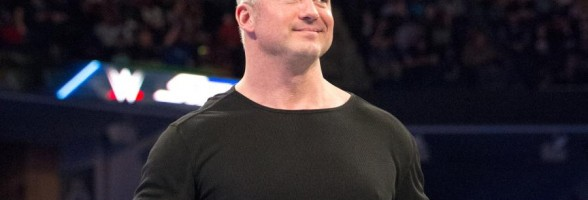 Shane McMahon Did His Own Mo-cap For WWE 2K18