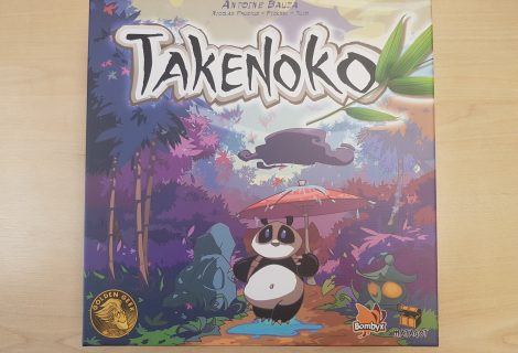 Takenoko Review - Made For An Emperor