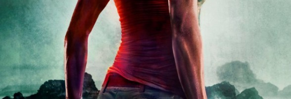 Poster Revealed For The New Tomb Raider Movie