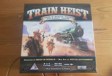 Train Heist Review - Loot, Trains & Delivery