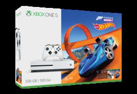 Xbox One S Forza Horizon 3 Hot Wheels Bundle Out Now