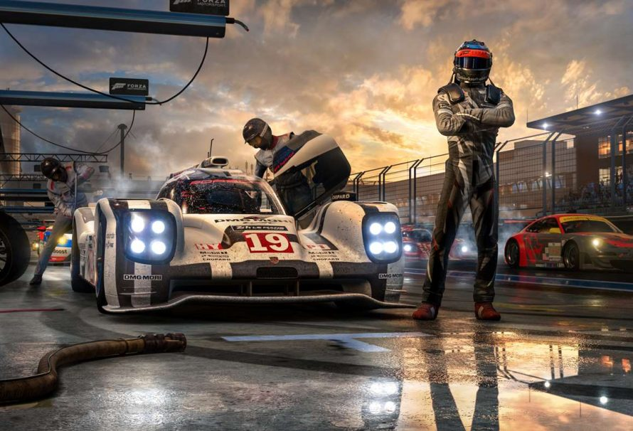 Forza Motorsport 7 Demo Is Out Now For Xbox One And PC