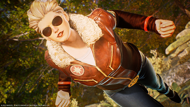 Marvel vs. Capcom: Infinite Receives PS4 Exclusive Costume
