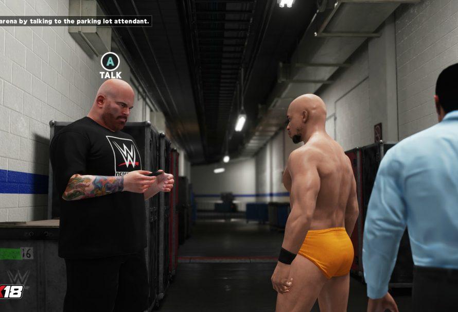 Career Mode Detailed In WWE 2K18