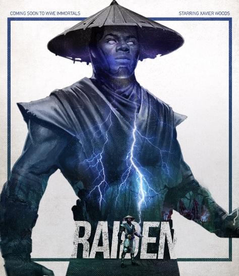 'Raiden' Xavier Woods Is Coming To WWE Immortals