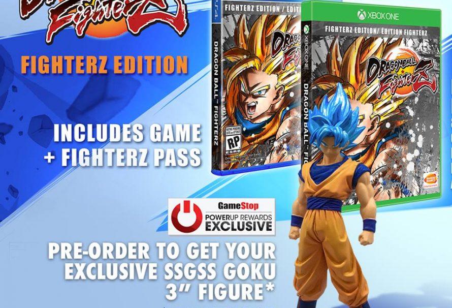 Gamestop Announces Exclusive Dragon Ball FighterZ Pre-order Bonus