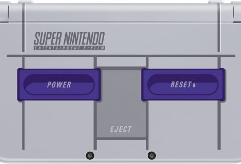 Amazon Lists New Nintendo 3DS XL SNES Edition