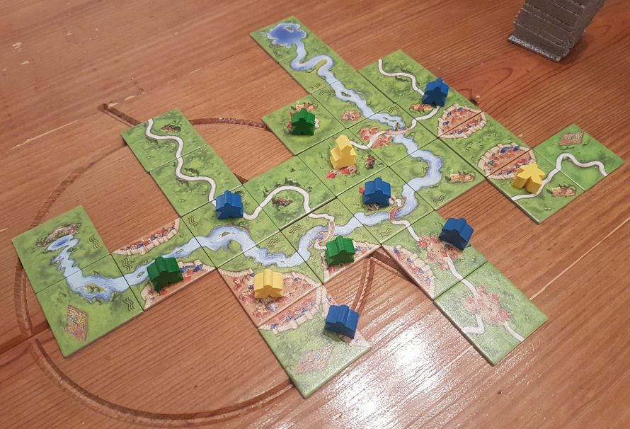Carcassonne Big Box 2017 Review – Mini Expansions Major Fun