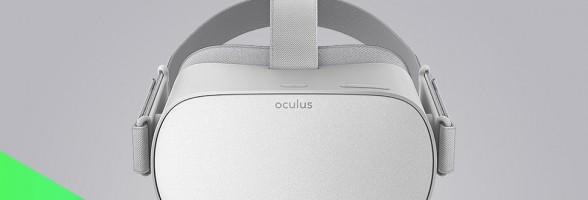 Faecbook Announces Oculus Go; Cuts Price Of Original Headset