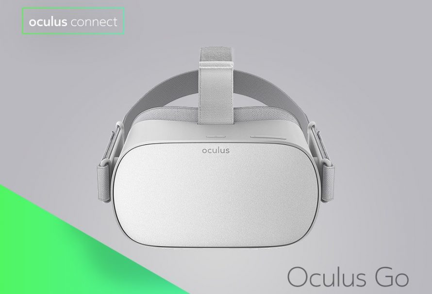 Faecbook Announces Oculus Go; Cuts Price Of Original Headset