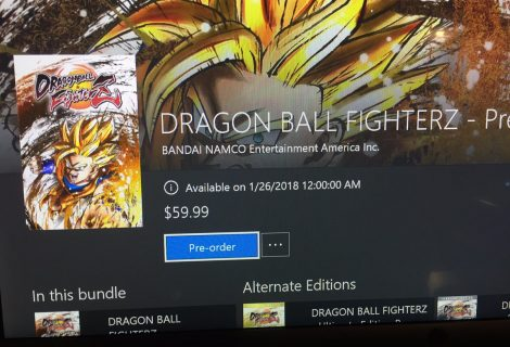Xbox Store Shows Western Release Date For Dragon Ball FighterZ