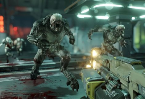 DOOM for Nintendo Switch release date announced