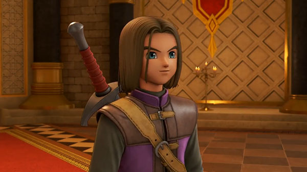 Dragon Quest XI uses Unreal Engine 4 for Switch