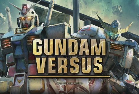 Gundam Versus Review