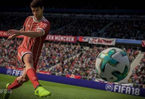 UK Game Charts: FIFA 18 Beats The Evil Within 2 And Shadow of War