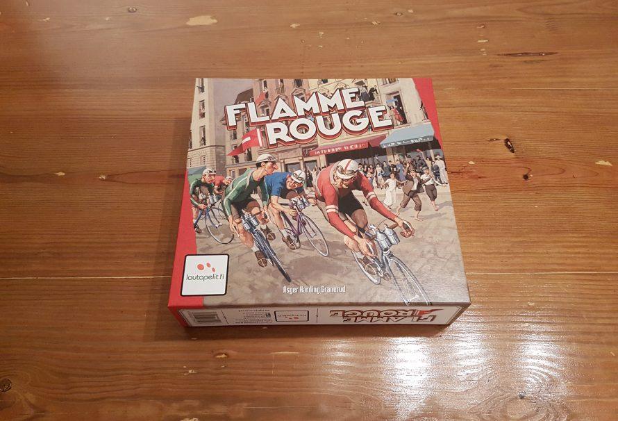 Flamme Rouge Review – Tactical Tour de Fun