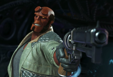 Hellboy Fighting His Way To The Injustice 2 Roster Soon