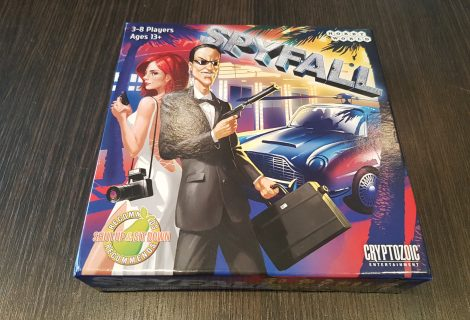 Spyfall Review - Incredible Combo Of Bluffing & Deduction