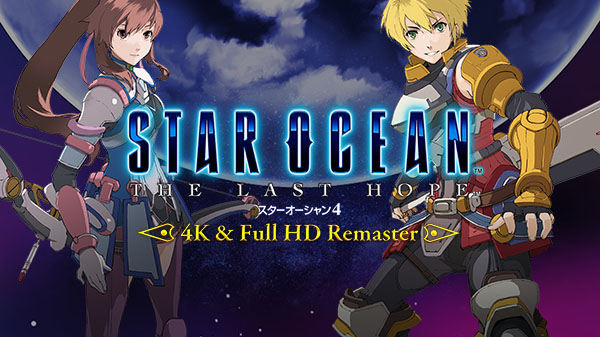 Star Ocean: The Last Hope getting a 4K/HD remaster