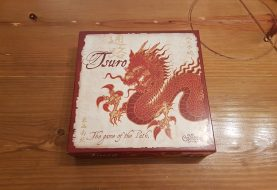 Tsuro Review - Beautifully Simple
