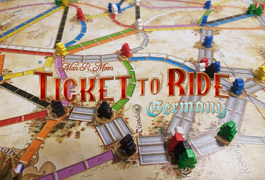 Ticket To Ride Germany Review – A Wunderbar Experience