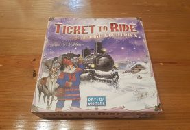 Ticket to Ride Nordic Countries Review - Snowy Awesomeness