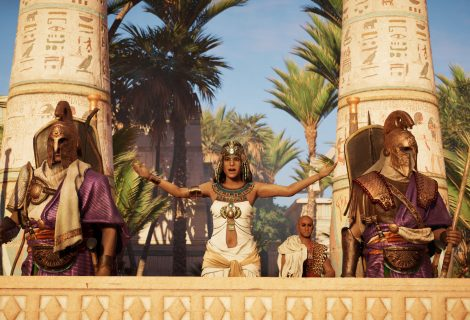 Assassin's Creed: Origins HDR patch now live