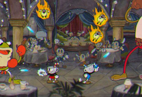 Best Xbox One Exclusive Of 2017 - Cuphead