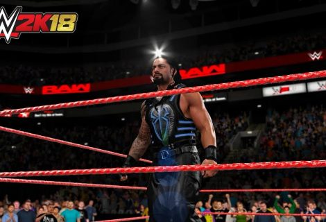 Roman Reigns Is The Highest Rated Wrestler In WWE 2K18