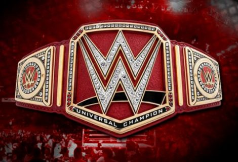 All Championship Title Belts Listed In WWE 2K18
